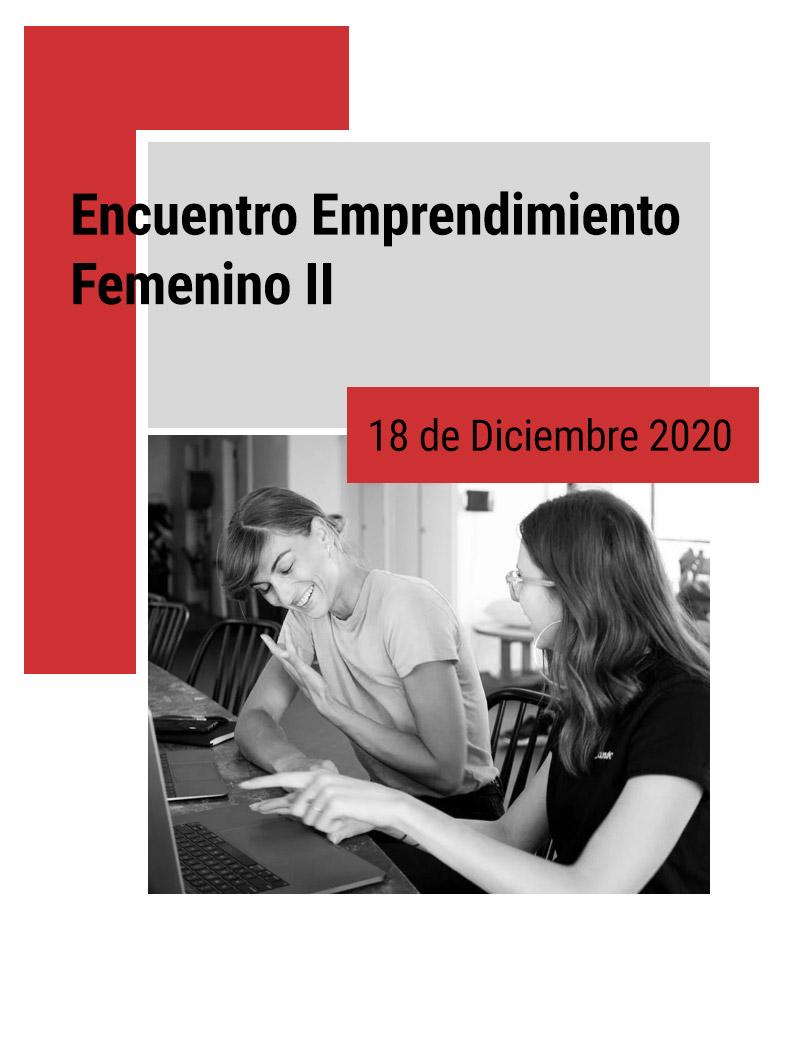 Encuentro Emprendimiento Femenino II